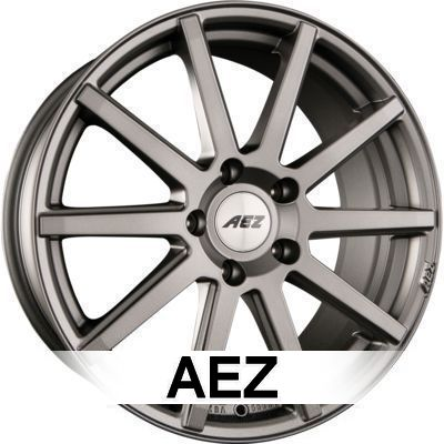 AEZ Straight Dark 8x18 ET30 5x120 72.6