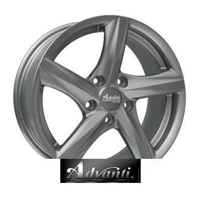 Advanti Racing NEPA Dark 6.5x15 ET39 5x100 63.4