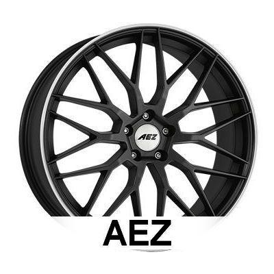 AEZ Crest Dark 7.5x17 ET48 5x114.3 71.6