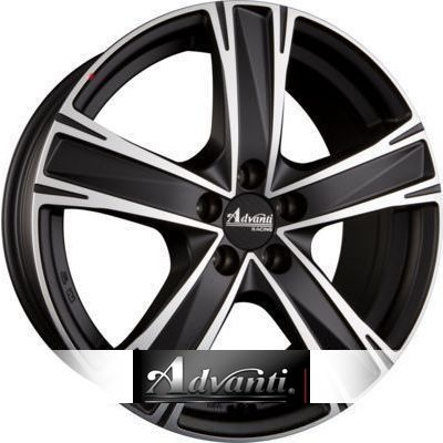 Advanti Racing Raccoon 9x20 ET45 5x108 67.1