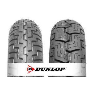 Dunlop 491 Elite II 140/90 B16 77H DOT 2012, Trasero