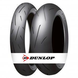 Dunlop Sportmax Alpha 13 SP 160/60 ZR17 69W Trasero