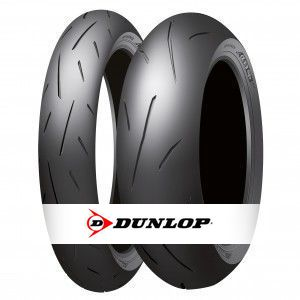 Dunlop Sportmax Alpha 13 SP 120/70 ZR17 58W Delantero