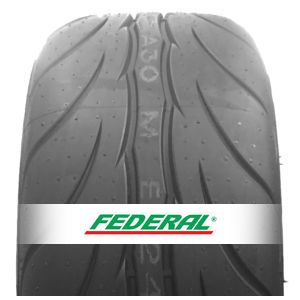 Neumático Federal 595 RS-PRO
